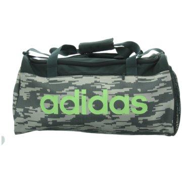 adidas SporttaschenLinear Core Duffelbag MG oliv