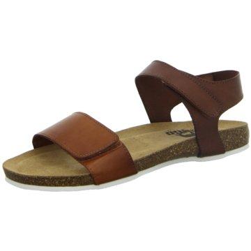 Longo Komfort SandaleLongo braun