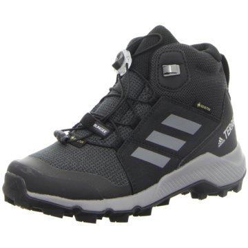 adidas Wander- & BergschuhTERREX MID GTX K - EF0225 grau