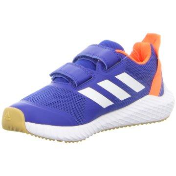 adidas Trainings- und HallenschuhFortaGym CF K blau