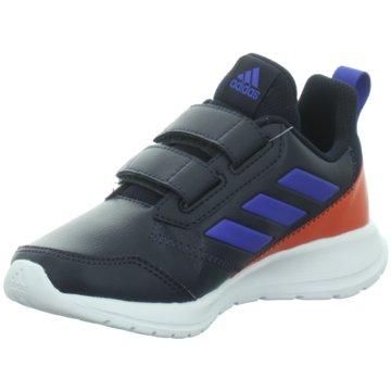 adidas Sneaker LowAltaRun CF K schwarz