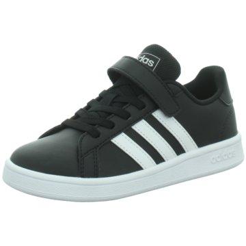 adidas Sneaker LowGRAND COURT C - EF0108 schwarz