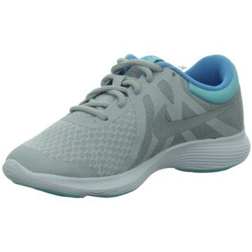Nike Sneaker Low Revolution 4 (GS) silber