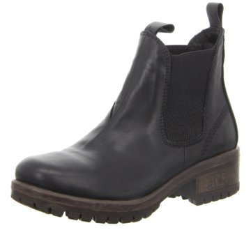 Lazamani Chelsea BootChelsea Boot schwarz