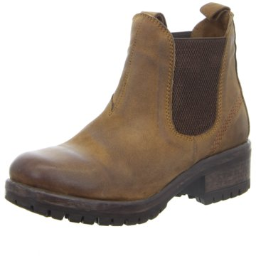 Lazamani Chelsea Boot braun