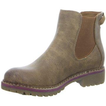 XTI Chelsea Boot braun