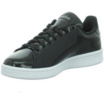adidas Sneaker LowAdvantage Premium Women schwarz