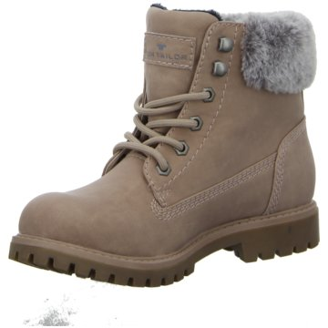Tom Tailor Winterboot rosa
