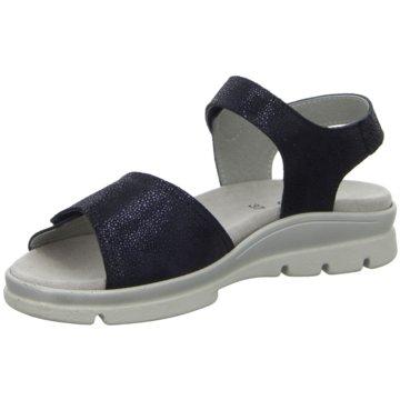 Longo Komfort SandaleLongo G blau