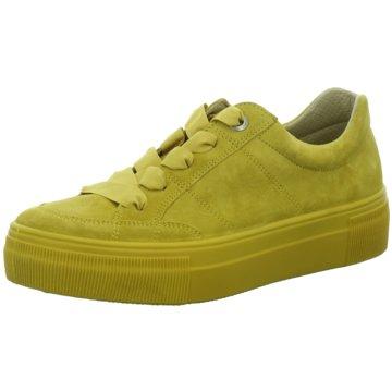 Legero Sneaker LowLima gelb