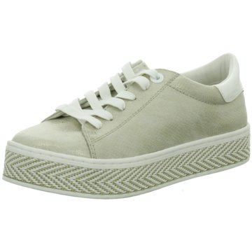 s.Oliver Plateau Sneaker gold