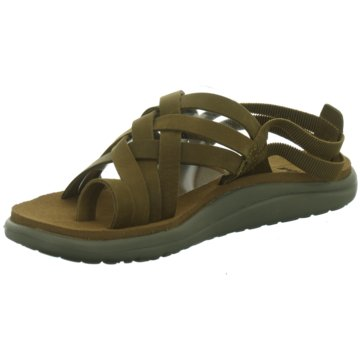 Teva TrekkingsandaleVOYA STRAPPY LEATHER - 1106868 braun