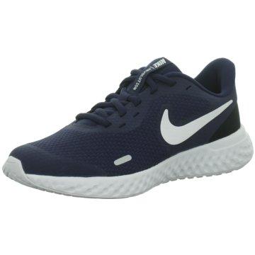 Nike Sneaker LowNike Revolution 5 Big Kids' Running Shoe - BQ5671-402 blau