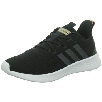 adidas Sneaker LowPUREMOTION schwarz