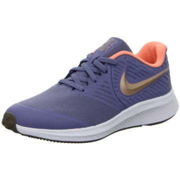 Nike Sneaker LowSTAR RUNNER 2 - AQ3542-417 blau