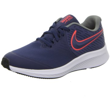 Nike Sneaker LowStar Runner 2 Big Kids blau