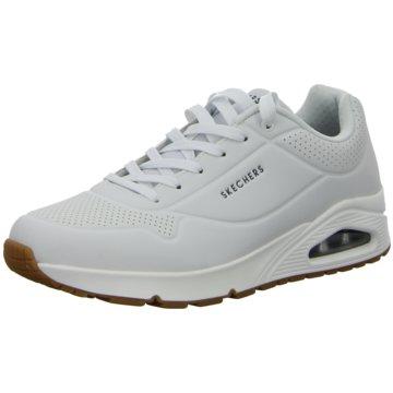 Skechers Sneaker LowUno - Stand on Air weiß