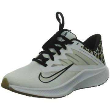 Nike RunningQUEST 3 PREMIUM - CV0149-110 weiß