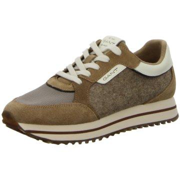Gant Sneaker Low4024 braun