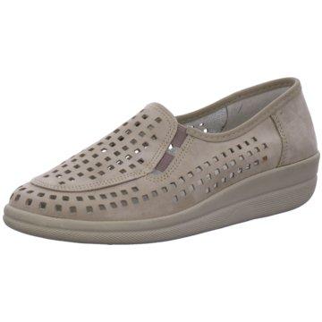 Aco Komfort Slipper beige