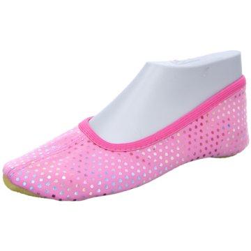 Beck geschlossene BadeschuheGymnastik pink