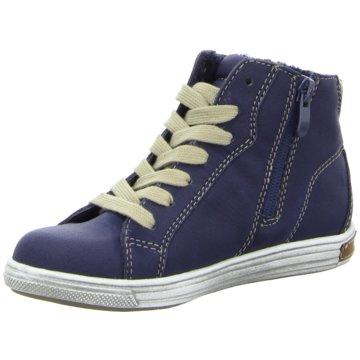 Pep Step Sneaker High blau