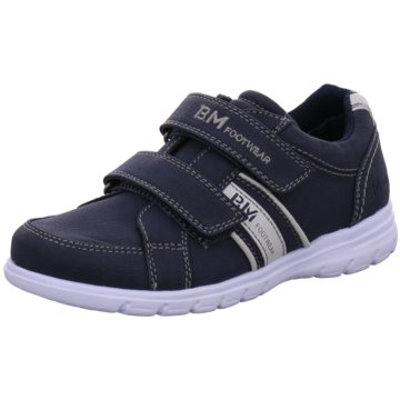 Montega Shoes & Boots Klettschuh blau