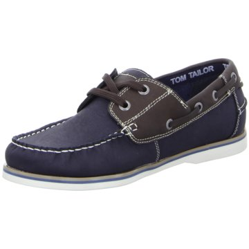 Tom Tailor Bootsschuh blau