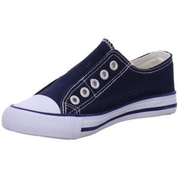 Fight Sneaker Low blau