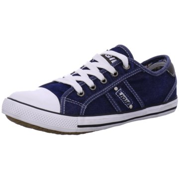 Fight Sneaker Low blau