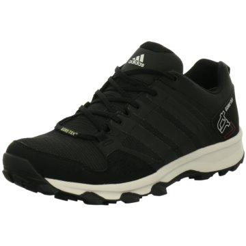 Adidas Outdoor SchuhKanadia 7 TR GTX Herren Trail-Runningschuh schwarz schwarz