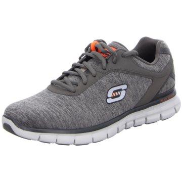 Skechers Sneaker LowSynergy-Instant Reac grau