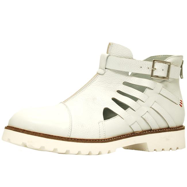 Marfot-08-bianco Klassische Stiefeletten von von Stiefeletten Kelibe--Gutes Preis-Leistungs-, es lohnt sich 20bd51