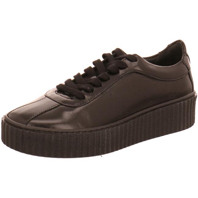 652615  schwarz Sneaker Niedrig von von Niedrig Monshoe--Gutes Preis-Leistungs-, es lohnt sich 61a2a3