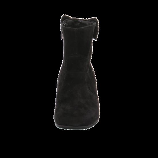 Stiefeletten GABOR 95.861.17 Schwarz Boots Stiefel und