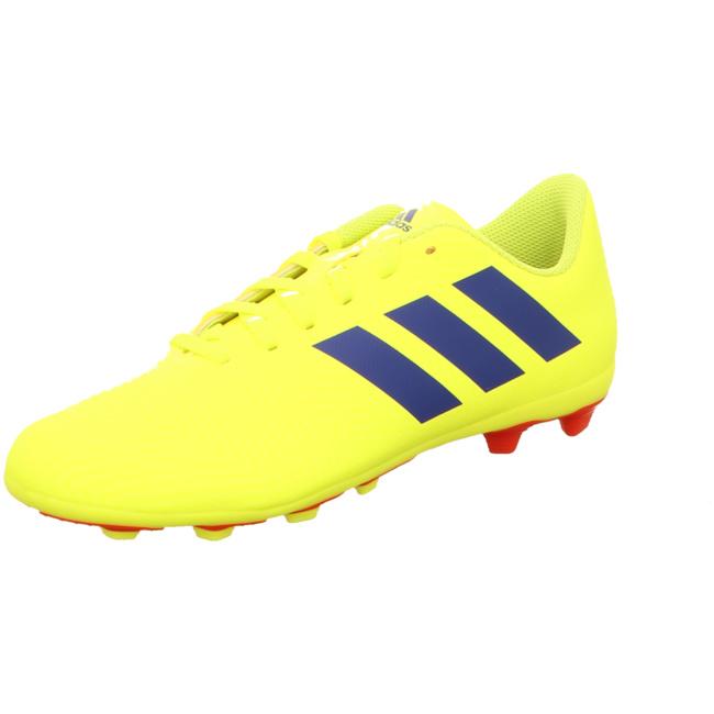 adidas Nemeziz 18.4 FxG Fußballschuhe Herren solar yellow
