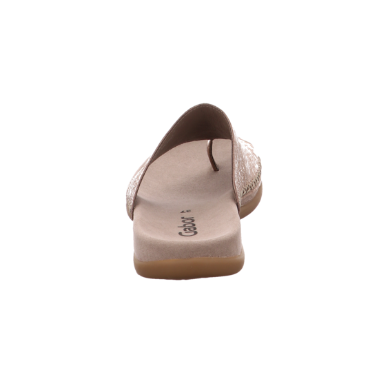 83700-63 Komfort Pantoletten Pantoletten Pantoletten von Gabor--Gutes Preis-Leistungs-, es lohnt sich 534856