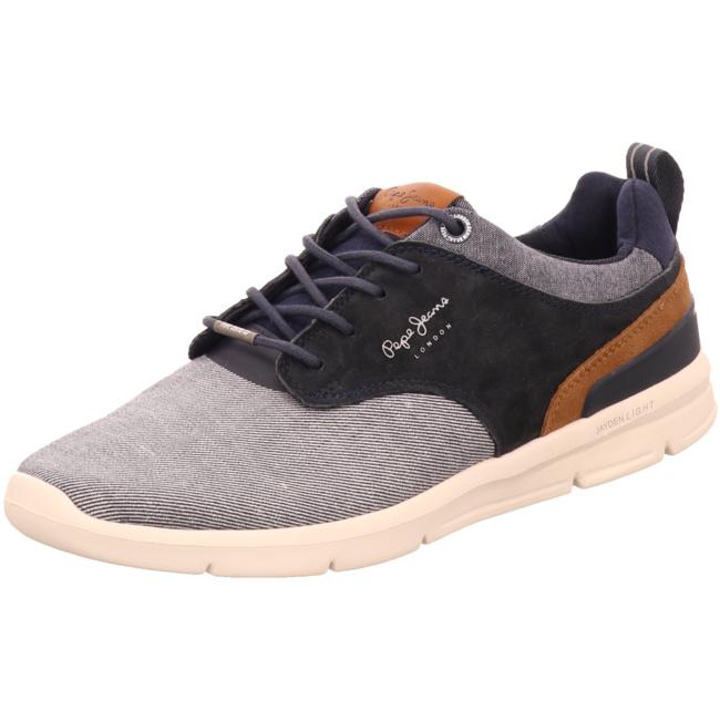 pms30432 585 sneaker low von pepe jeans. Black Bedroom Furniture Sets. Home Design Ideas