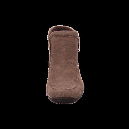 52220-taupe Komfort Stiefeletten Stiefeletten Stiefeletten von Spiffy--Gutes Preis-Leistungs-, es lohnt sich 585c86