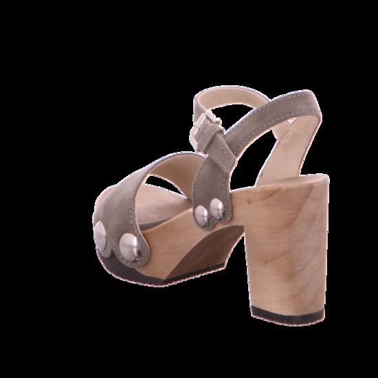 Softclox Damen Sandaletten -33 3337-22 Eilyn Grün 453168 bga5f