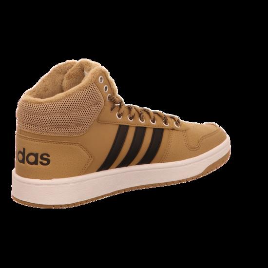 adidas Hoops 2.0 MID Sneaker braun