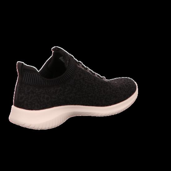 Sneaker Low Top für Damen von Skechers schwarz sdLFa