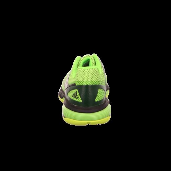 adidas herren stabil hallenschuhe grün