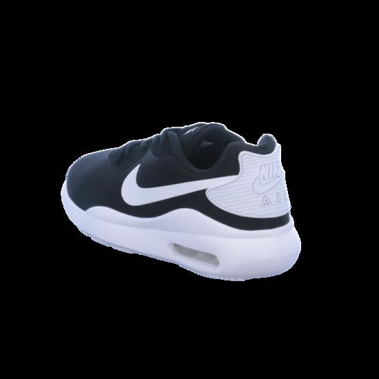 Nike AQ2235 002 NIKE AIR MAX OKETO Herren Schnürschuh schwarz kombi.