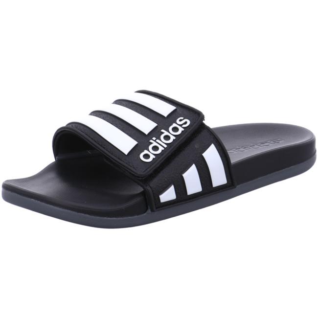 adidas Adilette Comfort Adjustable Badelatsche
