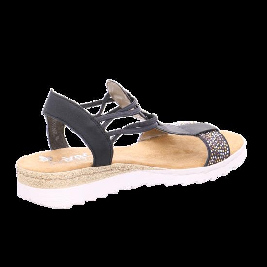 F 63062-14 Komfort Sandalen von Rieker--Gutes lohnt Preis-Leistungs-, es lohnt Rieker--Gutes sich e211ac