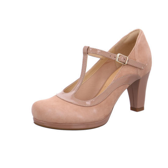 Clarks Chorus Pitch T Steg Pumps