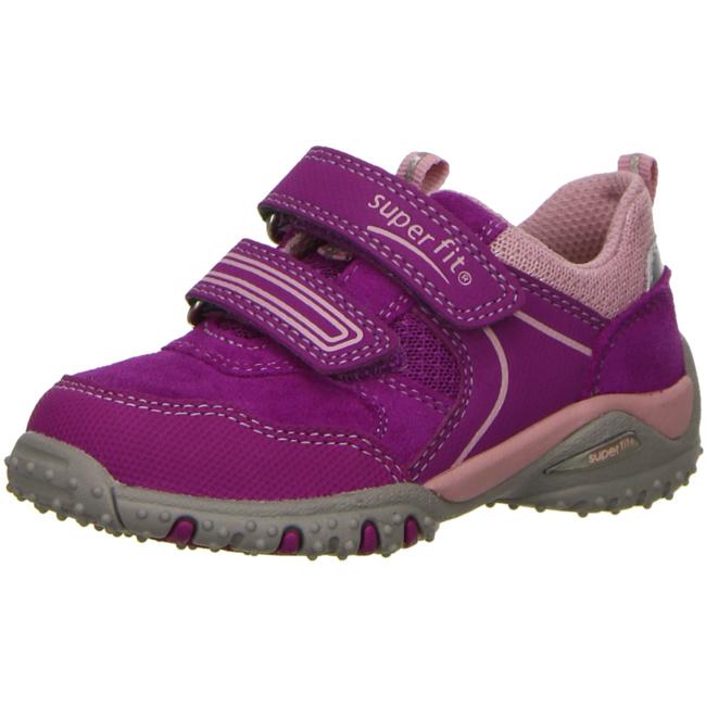 Superfit Klett Schuhe für Kinder, Modell: Flache Halbschuhe
