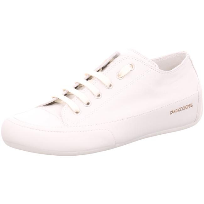 ROCK 01 es CRUST BIANCO Sneaker von Candice Cooper--Gutes Preis-Leistungs-, es 01 lohnt sich 24f043