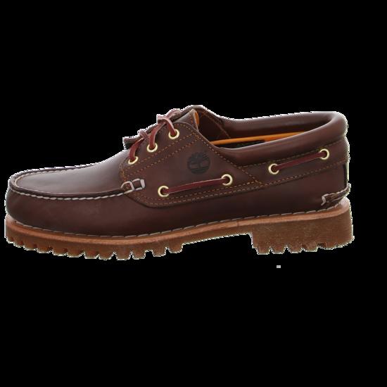 Timberland 30547 CHK PT WP LT BROWN, Herren Stiefel Schuhe